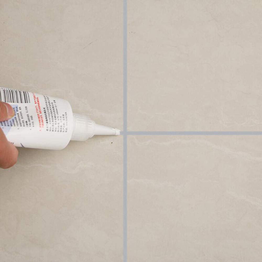 Tile Gap Refill Pen - Grout Repair Squeeze Tube Grout Refill Agent Reform Coating Tiling Sealer Repair Glue - Ideal to Restore The Look of Tile Grout Lines,Tile Refill Reform Sealant