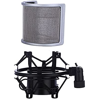 microphone-shock-mount-with-pop-filter-1