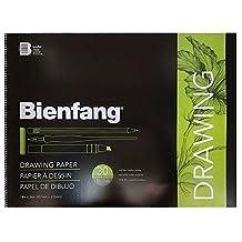 Bienfang Raritan 18-Inch by 24-Inch Drawing Pad, 30 Sheets