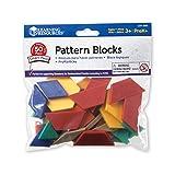 Learning Resources LER3669 Pattern Blocks Smart Pack