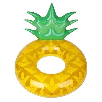 Sunny life Flotador Piña, Color Amarillo (S8LPOOPI): Amazon.es: Juguetes y juegos