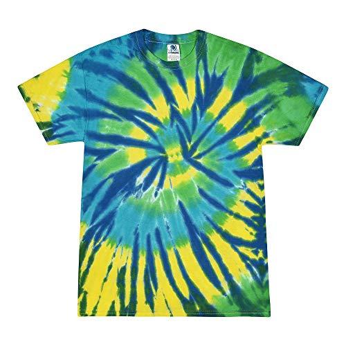 - Colortone Tie Dye T-Shirt SM Karma