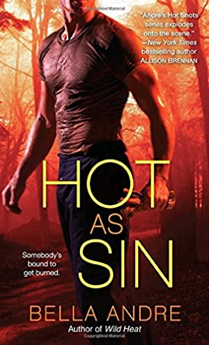 book cover of Hot as Sin