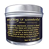 EVERYTHING IS WONDERFUL Tea 2 x 25g - for Depression, Anxiety and Stress Relief with St. John's Wort, Vervain, Skullcap and Lemon Balm