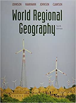 Book World Regional Geography with Goode's World Atlas (10th Edition)