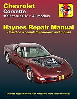 chevrolet corvette 97 13 chilton automotive haynes publishing rh amazon com 02 Corvette Problems 2002 Corvette 0 60 Times