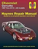 Haynes Manuals Haynes Repair Manual for Chevrolet Corvette, '97-'13 (24042)