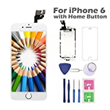 For iPhone 6 Screen Replacement with Home Button, Arotech...