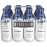 Lala Leche UHT 100 sin Lactosa Semidescremada, 1 L, 12 Piezas