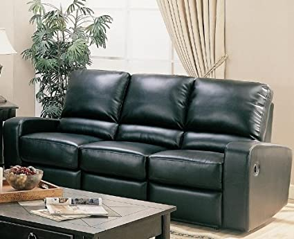 Amazon.com: Kingslee Dual Reclining Sofa in Black Bonded Leather by on mega home furniture, home source furniture, montana woodworks furniture, entertainment centers tv furniture, charm home furniture, northwest furniture, farmers home furniture, klaussner furniture, home styles furniture, willis home furniture, lake home furniture, whitney home furniture, kannoa furniture, wynwood furniture, macy's home furniture, hamilton home furniture, viva modern furniture, morris home furniture, gail's accents furniture, ethan home furniture,