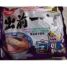 Nissin Demae Ramen, Shoyu Flavor (30 small Packs) by DragonMall