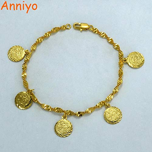 LTH12 20CM Bangles Women's,Arab s Gifts,Middle East Africa #002516 ()