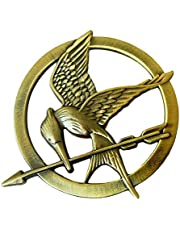 I3C The Hunger Games Pin, Mockingjay broche, Katniss Everdeen, Mockingbird naald, Halloween, Cosplay Pros, feestaccessoires