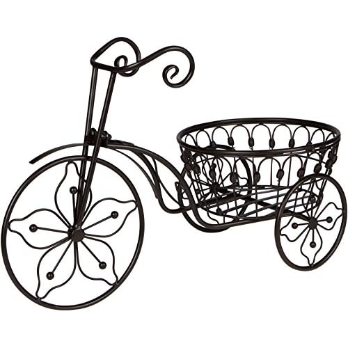 Cheap Iron Bicycle Plant Stand for sale