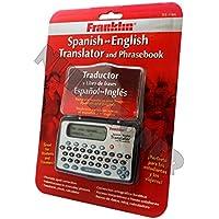 Franklin TES-118 English Spanish Electronic Travel Translator TES118 118