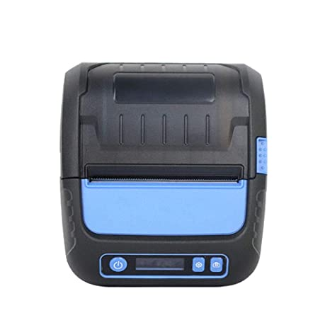 Amazon.com: Y&H Wireless Bluetooth Receipt Thermal Printer ...
