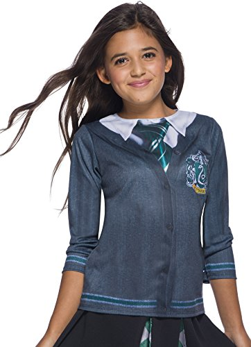 Harry Potter Costume Top, Slytherin,