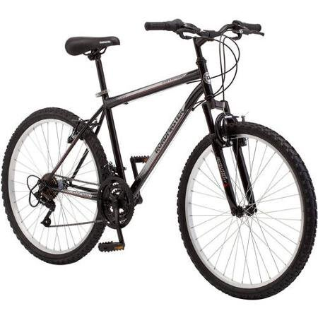 Best savings for Mountain Bikes 26 inch Extra Sturdy Outdoors Exercise Men's Bicycle 18 Speed Durable Mountain Bike Men For Sale! roadmaster Granite Peak Sports Mountain Bike for Women, Black Bicycles Men and Women, Built with durable bicycle parts. Shimano Bike. Cycling Hybrid Frame Tire