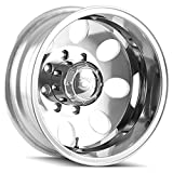 Ion Alloy Dually 167 Polished Wheel (16x6''/8x170mm)