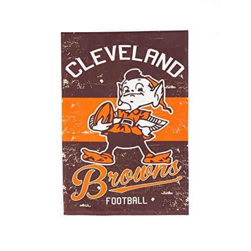 Team Sports America 14L3807VINT Cleveland Browns Vintage Linen ()