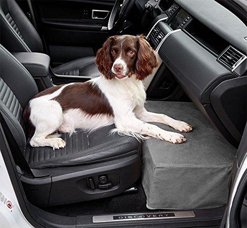 Fits Auto Transmission (Orvis Solid-foam Microfiber Front Seat Extender, Charcoal)