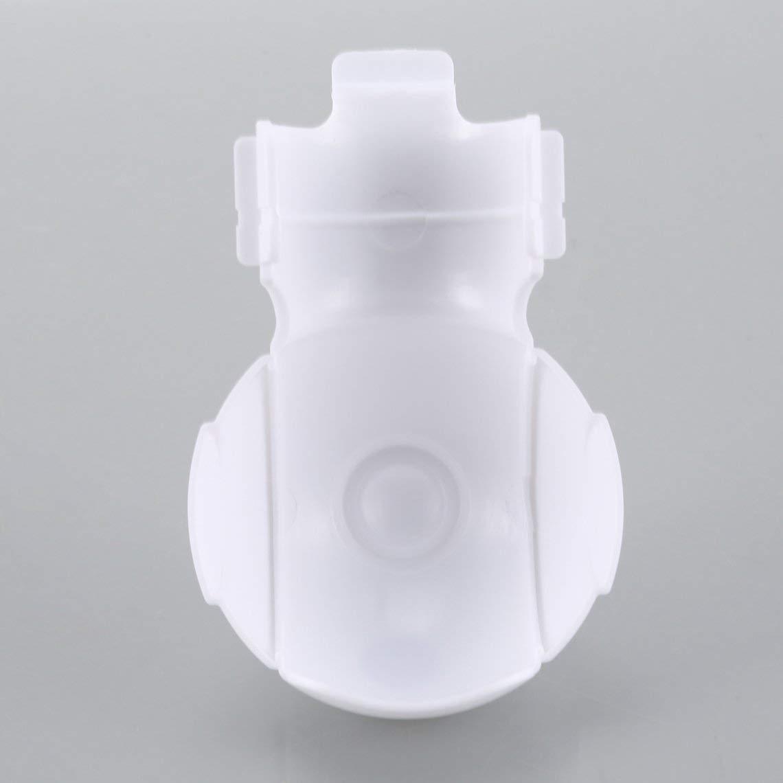 Momorain RC Drone Camera Custodia Protettiva in plastica Protettiva per Giunto cardanico Custodia per copriobiettivo per Xiaomi Mi 4K Drone Quadcopter Durevole