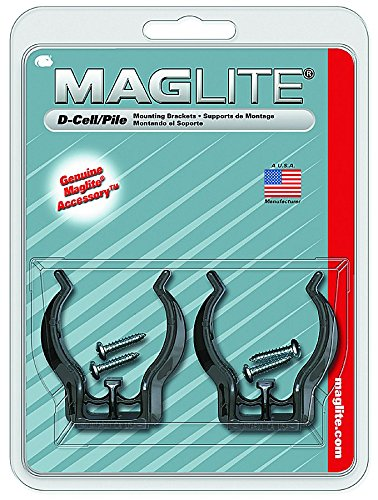 Mag Instrument MAGASXD026 D-Cell Maglite Mounting Brackets for $<!--$2.99-->
