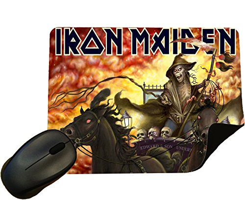 Iron Maiden design 6 Mouse Mat / Pad - By Eclipse Gift ()