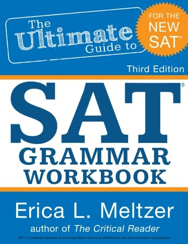 The Ultimate Guide to SAT Grammar Workbook, 3rd Edition