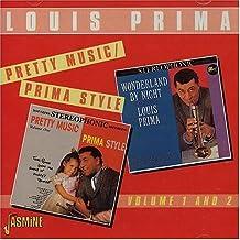 Louis Prima - Pretty Music Prima Style Volume One