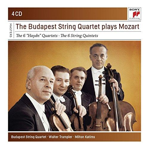 (Mozart: The 6 Haydn Quartets & 6 String Quintets [Box Set])