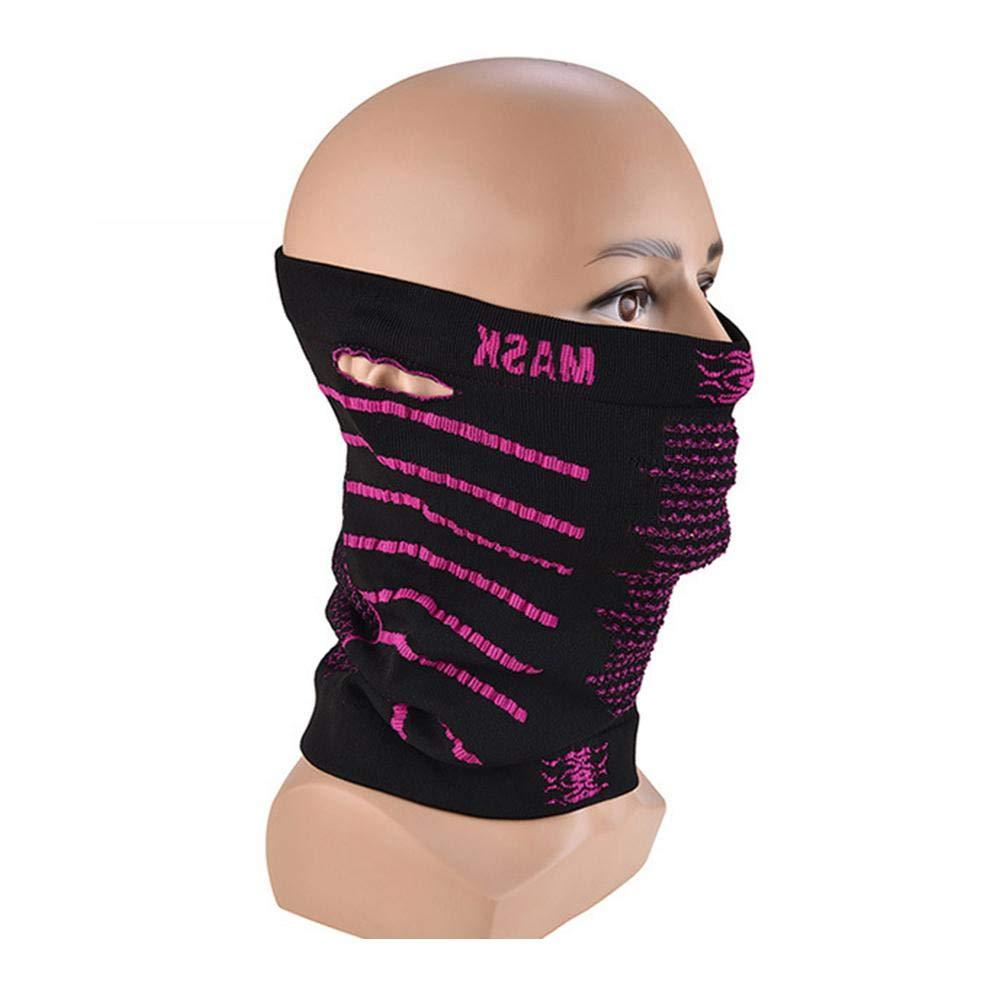 shape Unisexe Coupe-Vent Masque Hiver Masque Anti-poussière Cache-col pour Le Cyclisme à Froid Ski Moto 1 PCS