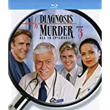 Diagnosis Murder// Season 3 [Blu-ray]