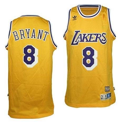 pretty nice 21922 977f2 los angeles lakers 8 kobe bryant purple swingman jersey