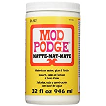 Plaid:Craft Mod Podge Matte, 32-Ounce