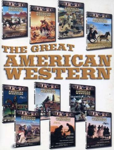 The Great American Westerns (40 Movie Pack) by Echo Bridge Home Entertainment