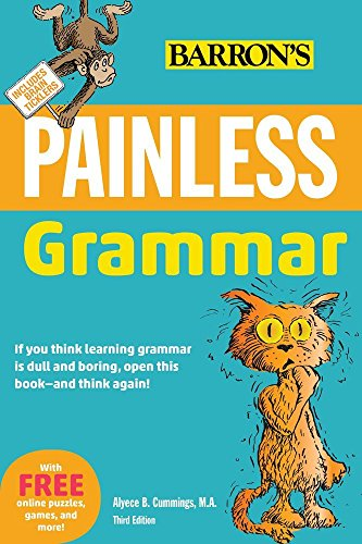 Painless Grammar (Barron's Painless) (Best Science Fair Projects For High School)