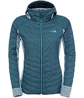 The North Face W Thermoball Gordon Lyons Hoodie Chaqueta, Mujer