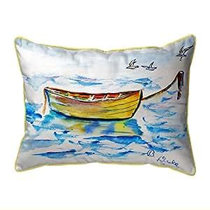 Betsy Drake - Almohadas de poliéster para muebles de patio, 40 x 50 cm, 20 x 6 x 16 cm, multicolor