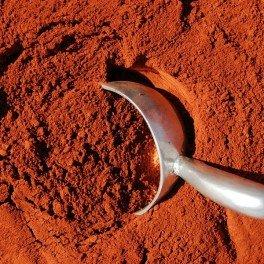 iBé ton by Cyril Claire Pigment Naturel bé ton Chaux : Terre de Sienne Calciné e - 1 Kg iBéton by Cyril Claire