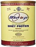Solgar - Whey To Go  Protein Powder Natural Vanilla Flavor 32 oz