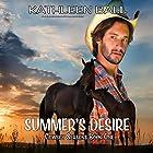 Summer's Desire: Cowboy's Seasons, Book 1 Hörbuch von Kathleen Ball Gesprochen von: Tom Sleeker