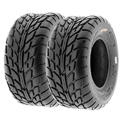 SunF 18x9.5-8 18x9.5x8 ATV UTV Tires 6 PR Tubeless