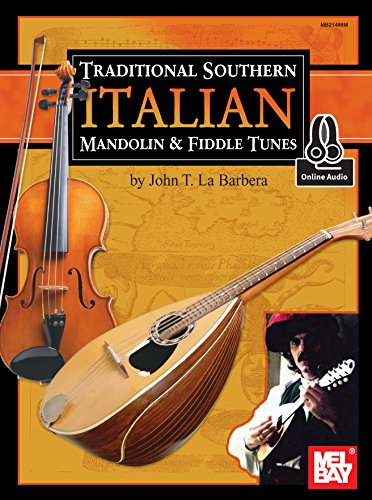 Traditional Southern Italian Mandolin and Fiddle -