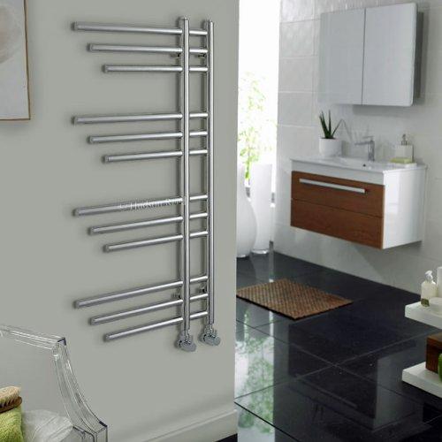 hudson reed badezimmer heizkörper - finesse - 900 mm x 500 mm ... - Heizkörper Für Badezimmer