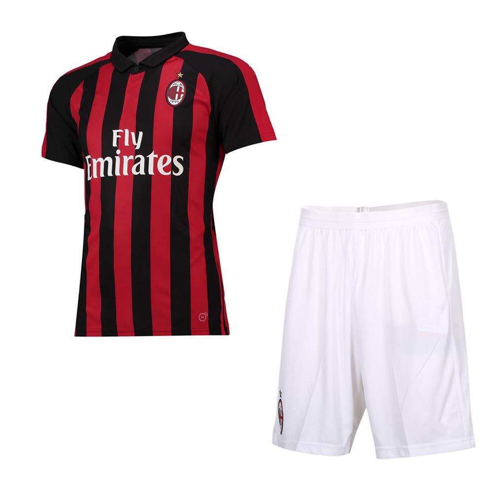 casa e Fuori Adult Youth Personalizza Calcio Soccer Jersey e Shorts e Calze w//Any Nome e Numero pengdaogui211 2018-2019 Boys Personalized Soccer Sport Kits