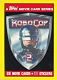 Robocop 2 Movie Trading Card Set