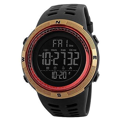 SKMEI Digital Dial Men's Watch-1251 Black …