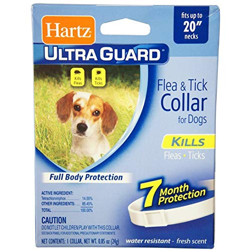 (Hartz Ultraguard Flea & Tick Dog Collar 20