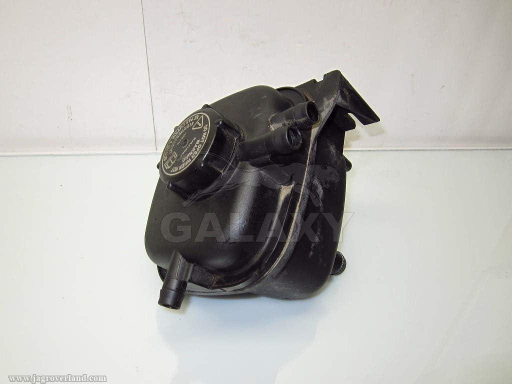 from Expansion Tank Reservoir Hose Jaguar XF XJL XJR Engine Cooling Water Hose